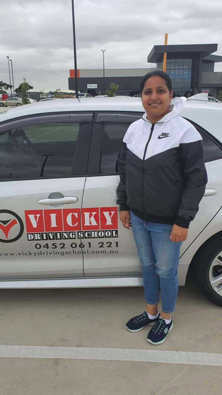 Vicky Driving School Broadmeadows