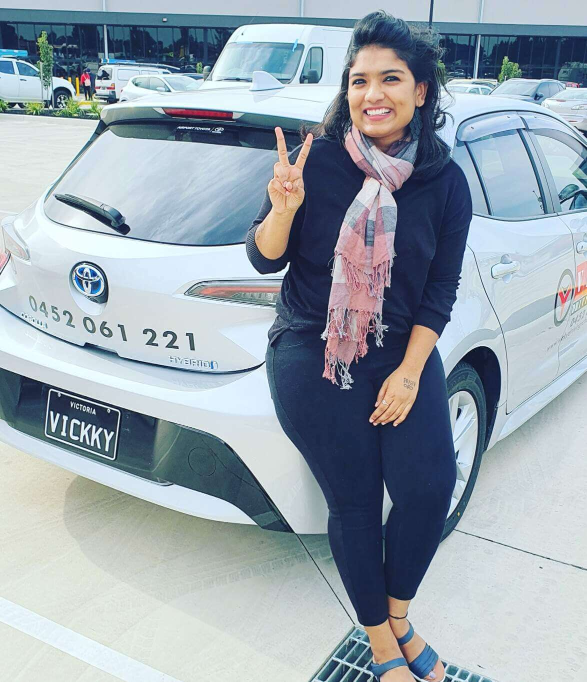 Vicky Driving School and Driving Instructors