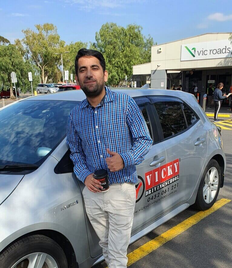 Vicky Driving School in Broadmeadows Vicroads