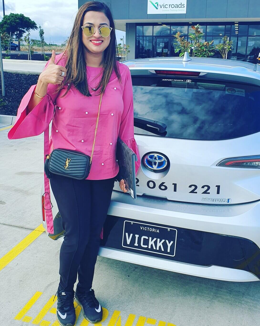 Vicky Driving School Broadmeadows
